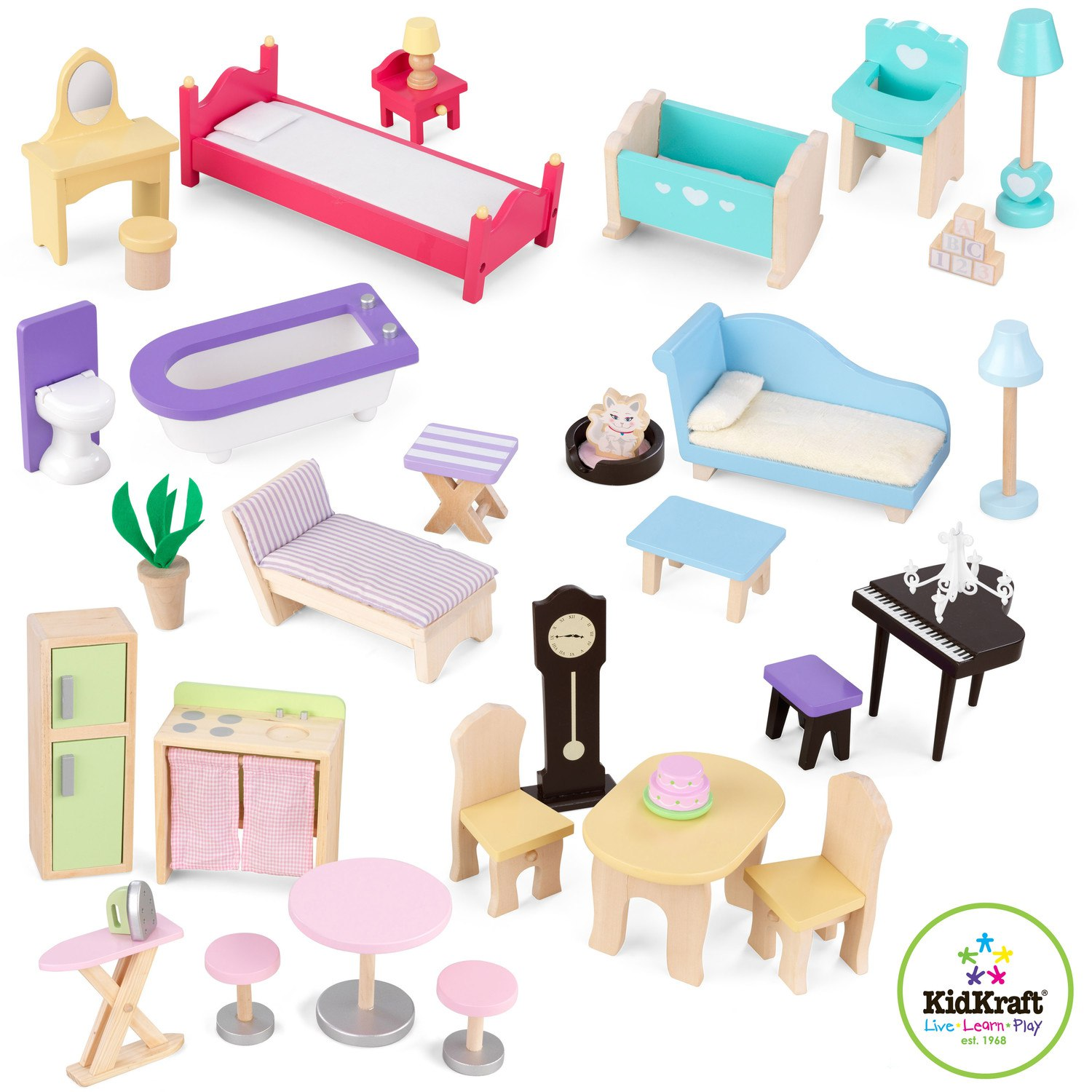 doll house furniture sets. Majestic Mansion Accessories Doll House Furniture Sets F