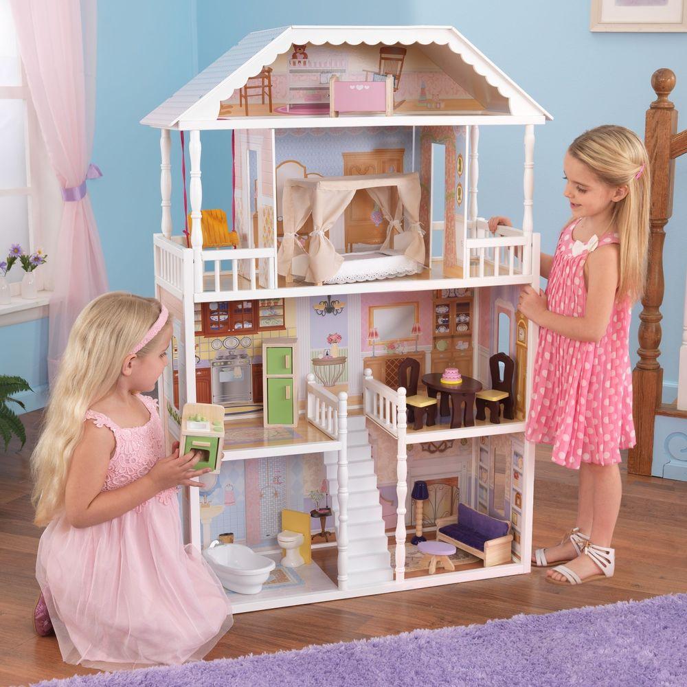 KidKraft Savannah Dollhouse Review