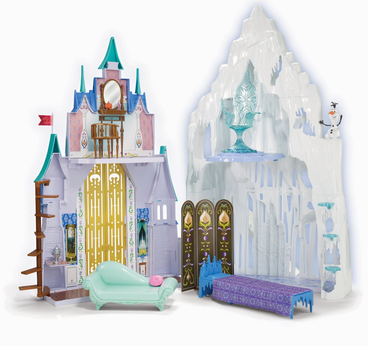 Disney Frozen Castle