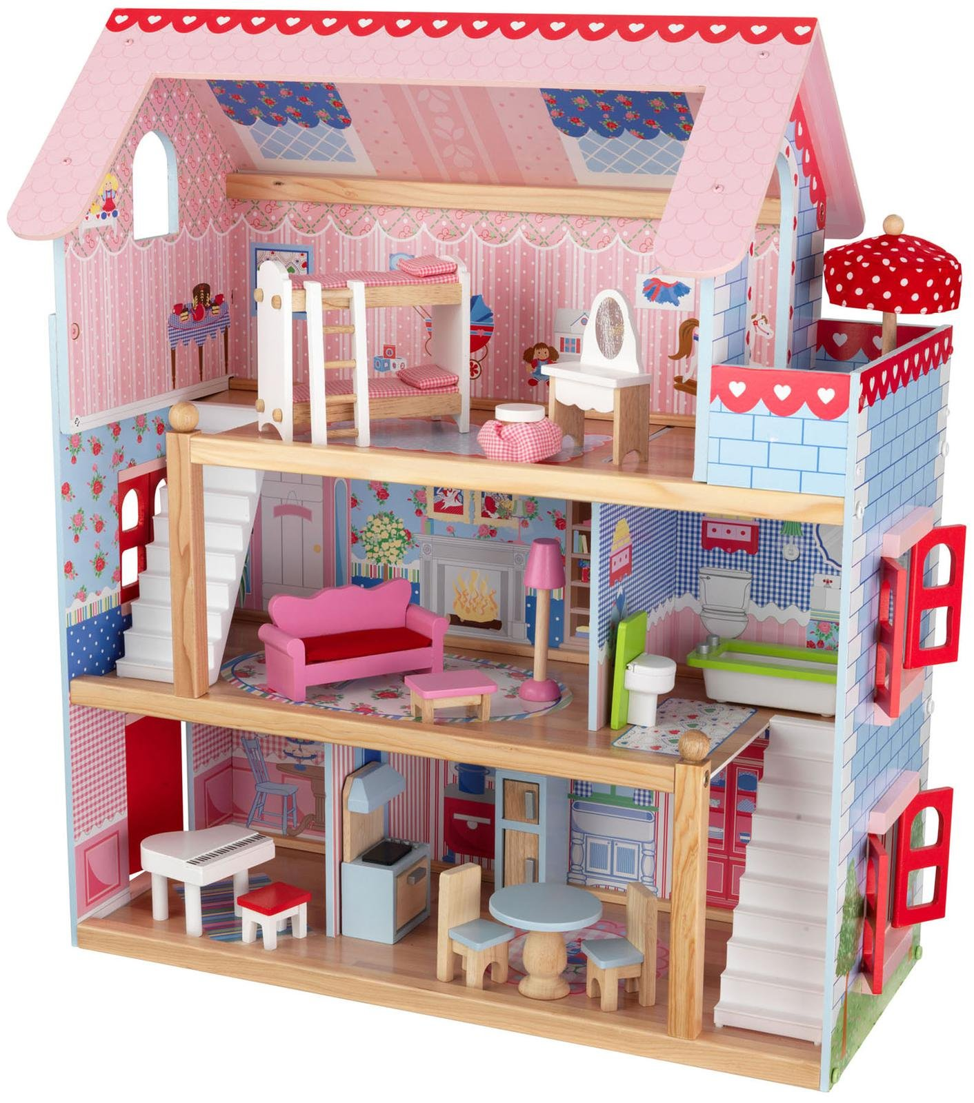 KidKraft Chelsea dollhouse review