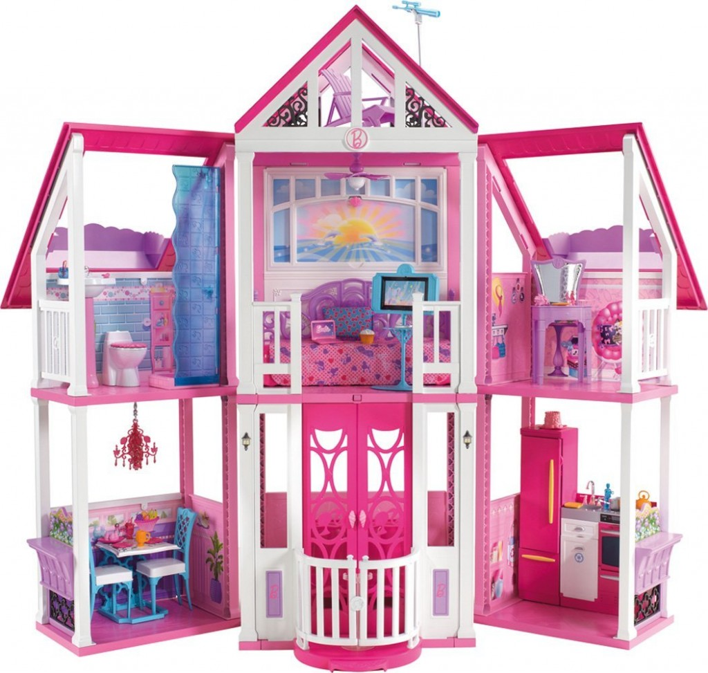 Barbie Malibu Dreamhouse review