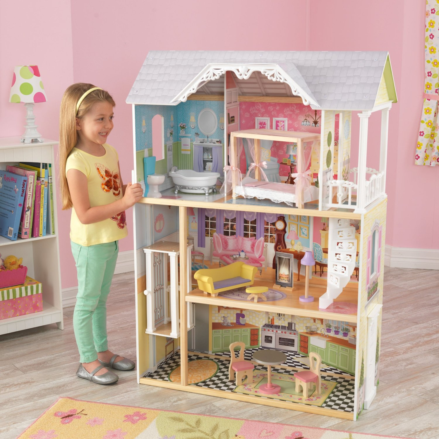 KidKraft Kaylee dollhouse review