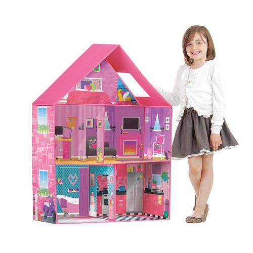 calego modern dollhouse review