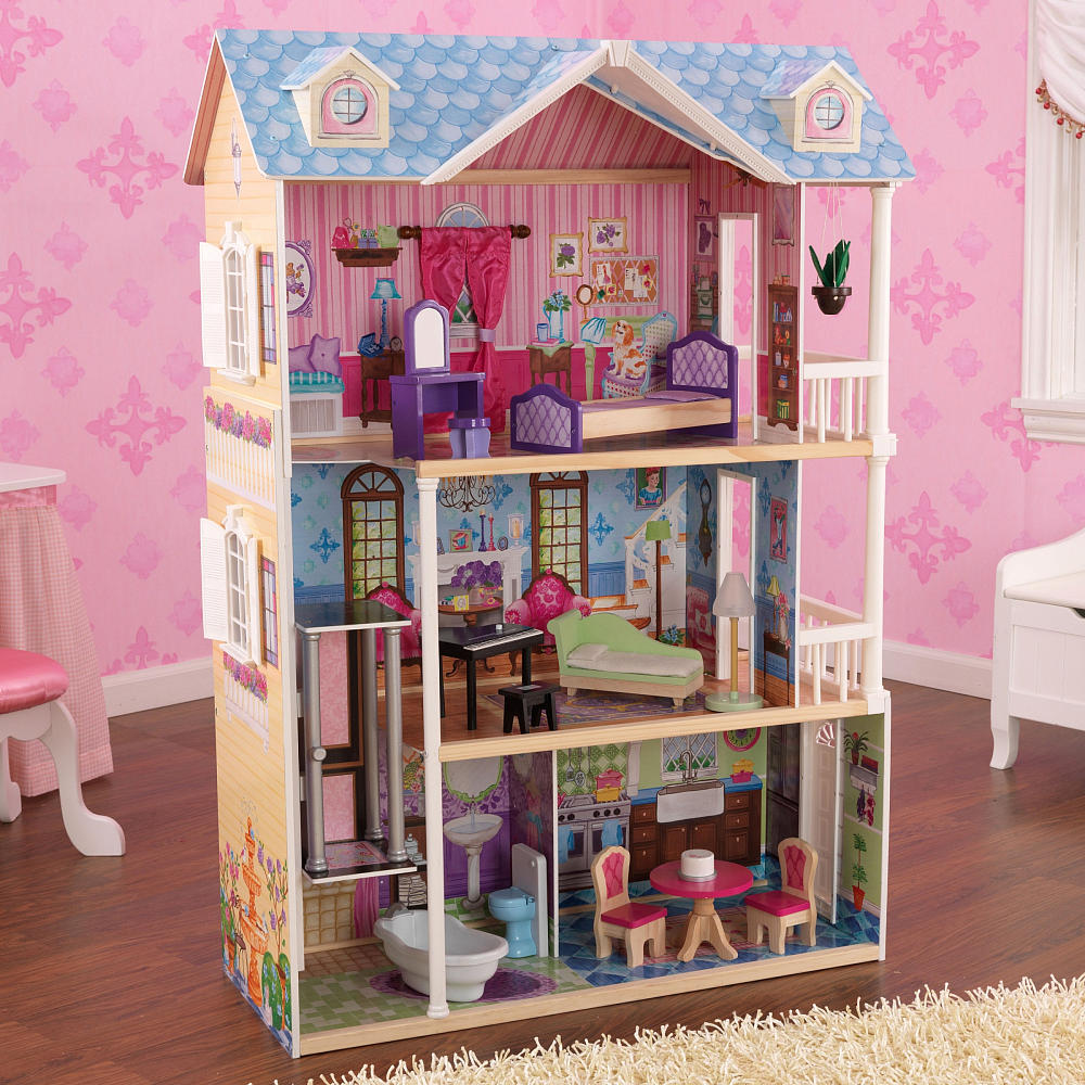 KidKraft My Dreamy Dollhouse Review