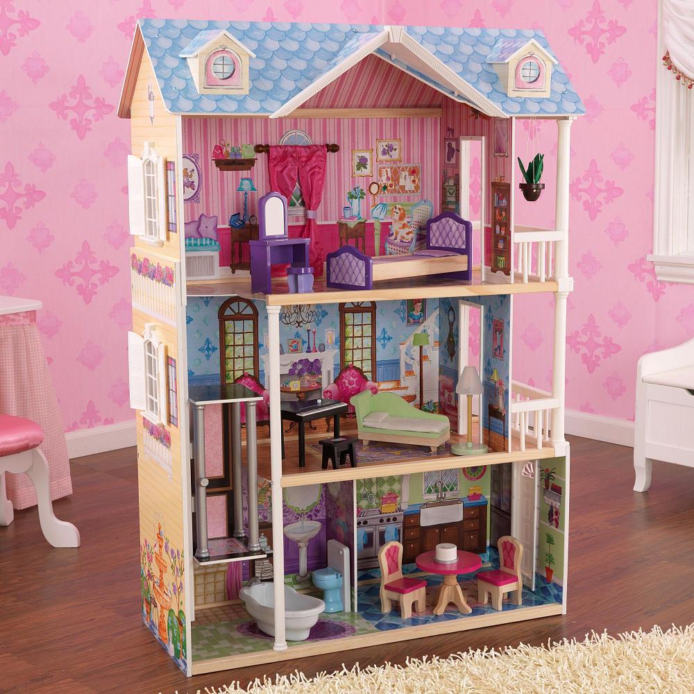 KidKraft My Dreamy Dollhouse Review