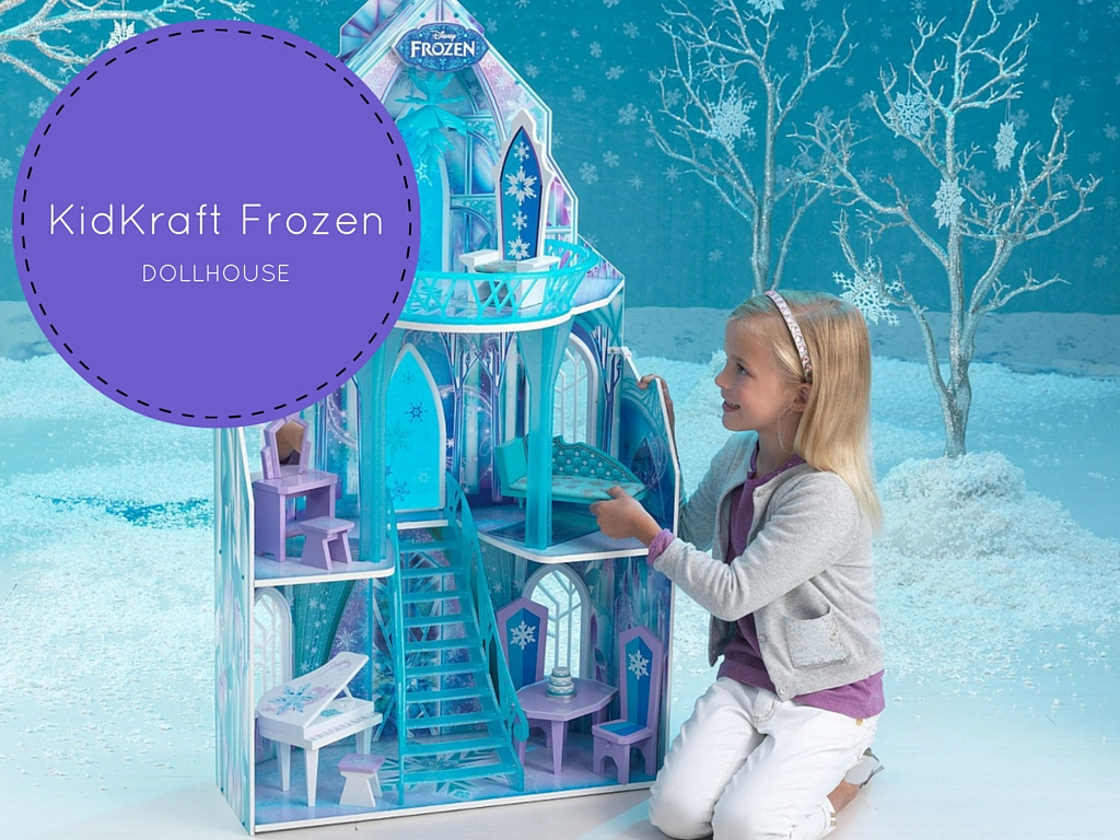 KidKraft Frozen Dollhouse