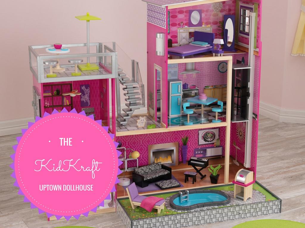kidkraft uptown doll house