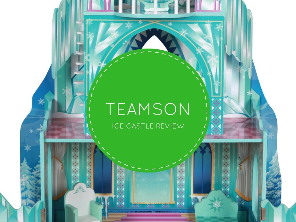 teamson frozen ice castle review
