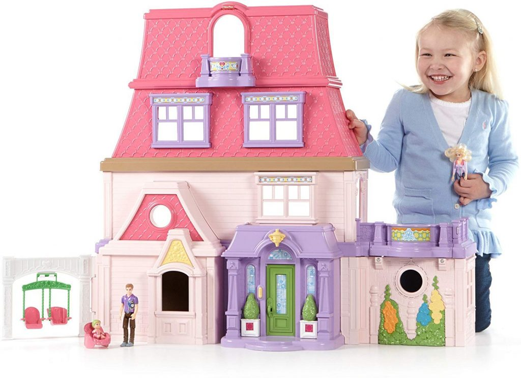 Fisher-Price Loving Family Dollhouse for toddlers