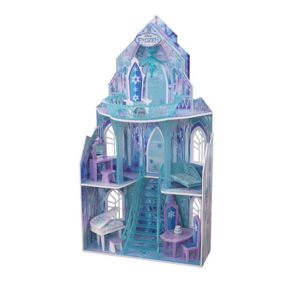 KidKraft Frozen Snowflake Mansion Dollhouse
