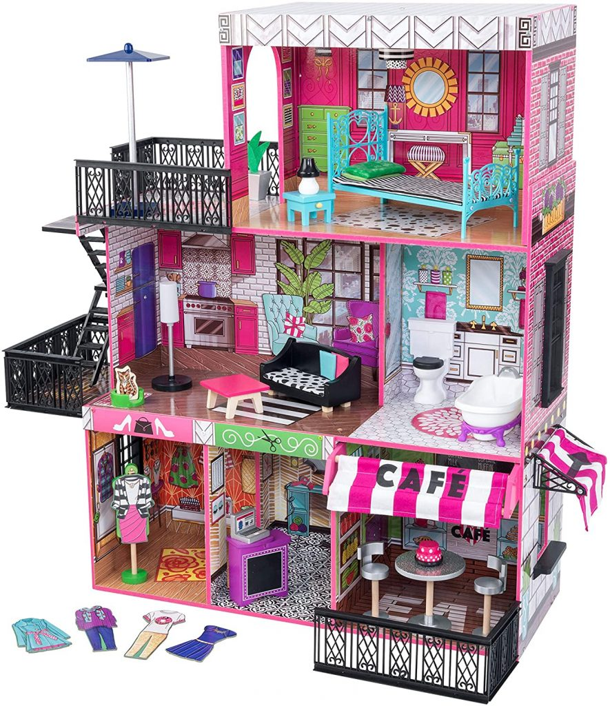 KidKraft Brooklyn Loft dollhouse